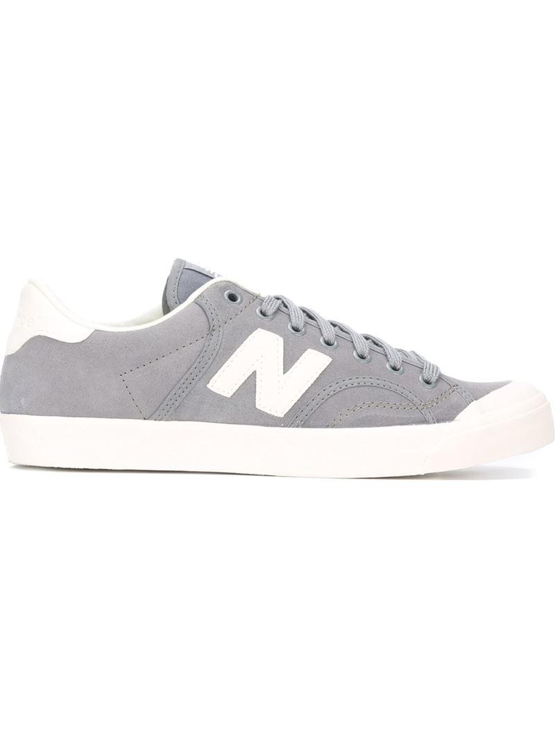 New Balance Pro Court Heritage Shoe Men Black