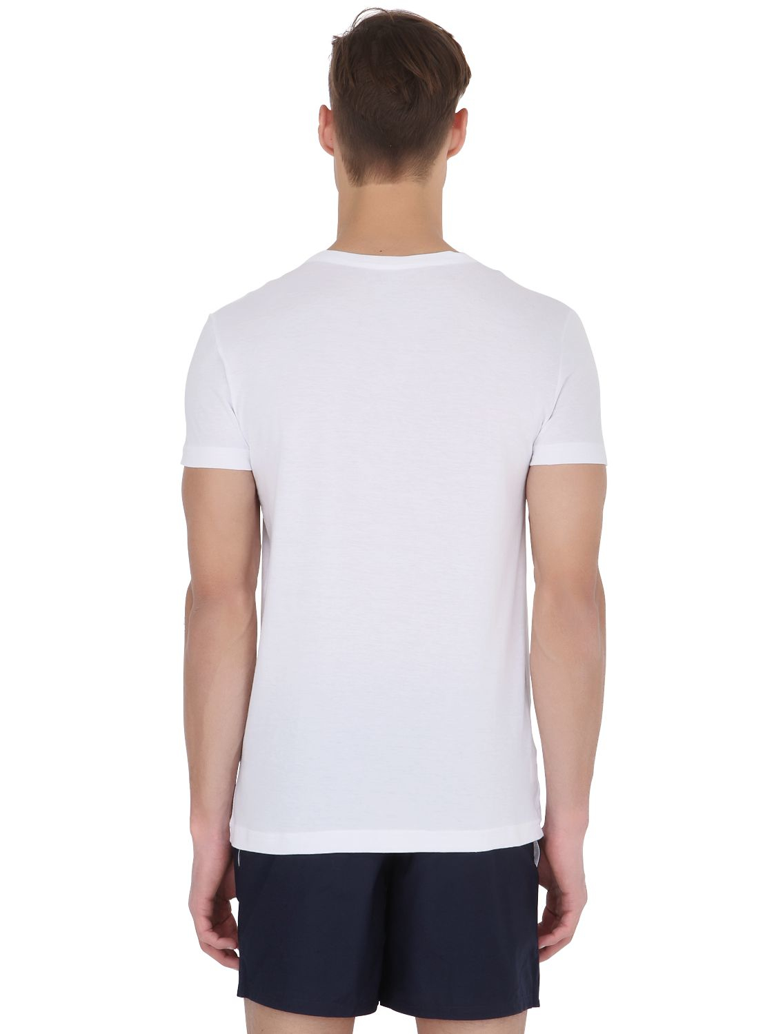 Quality Free Shipping Lacoste ULTRA LIGHTWEIGHT PIMA COTTON T-SHIRT New And Fashion Top Quality 6Gc0Lp