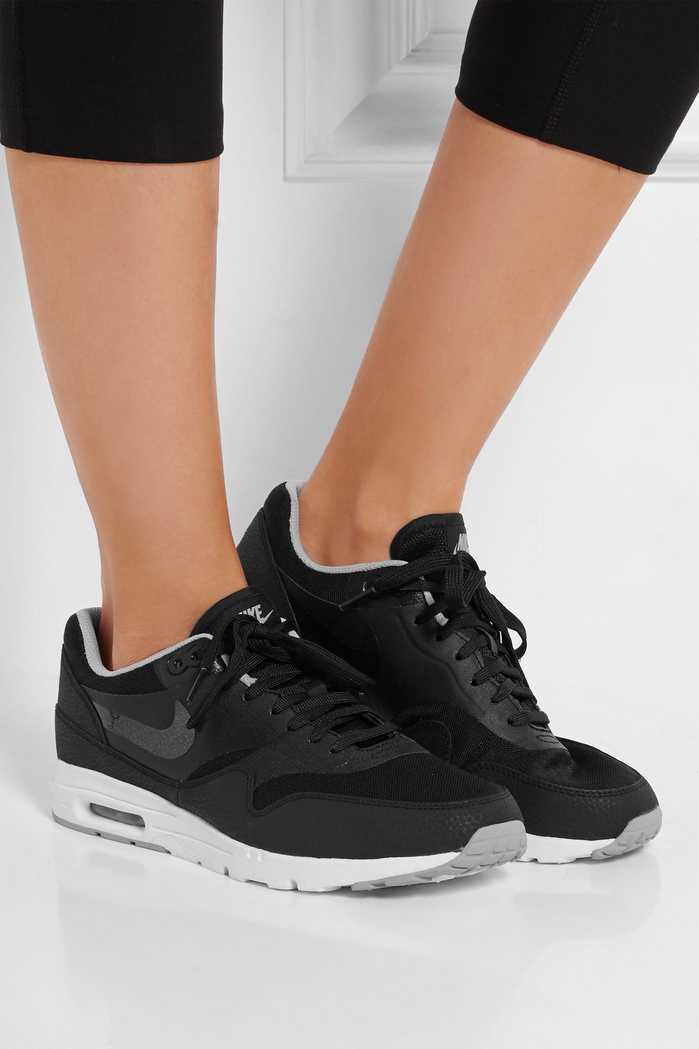 performance sportswear sleek shoes for cheap nike air max 1 essential womens black