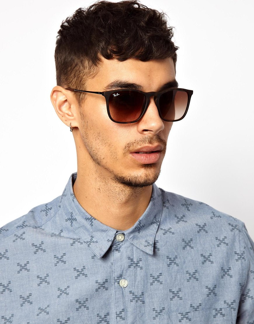 ray ban round keyhole sunglasses  be inspired