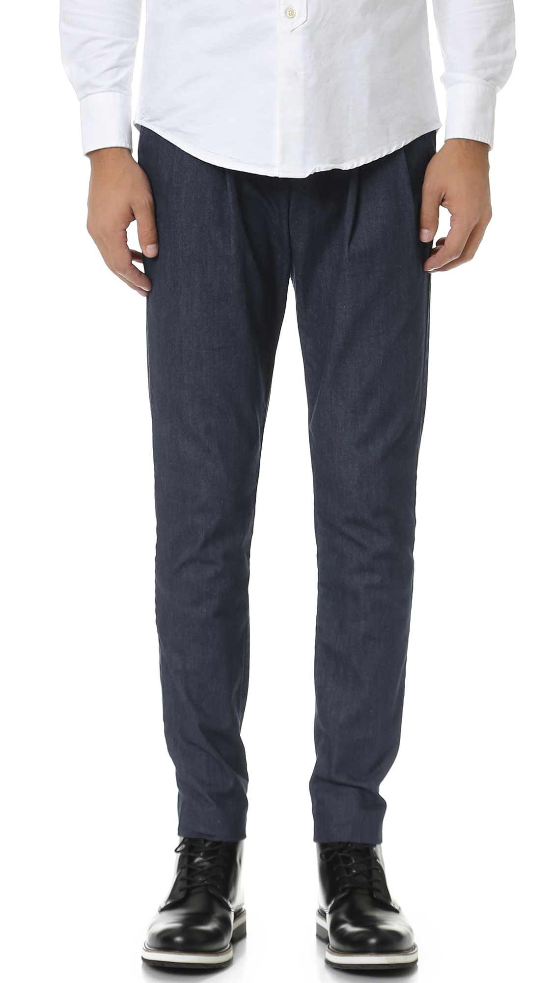 Haggar Mens Blue Jeans