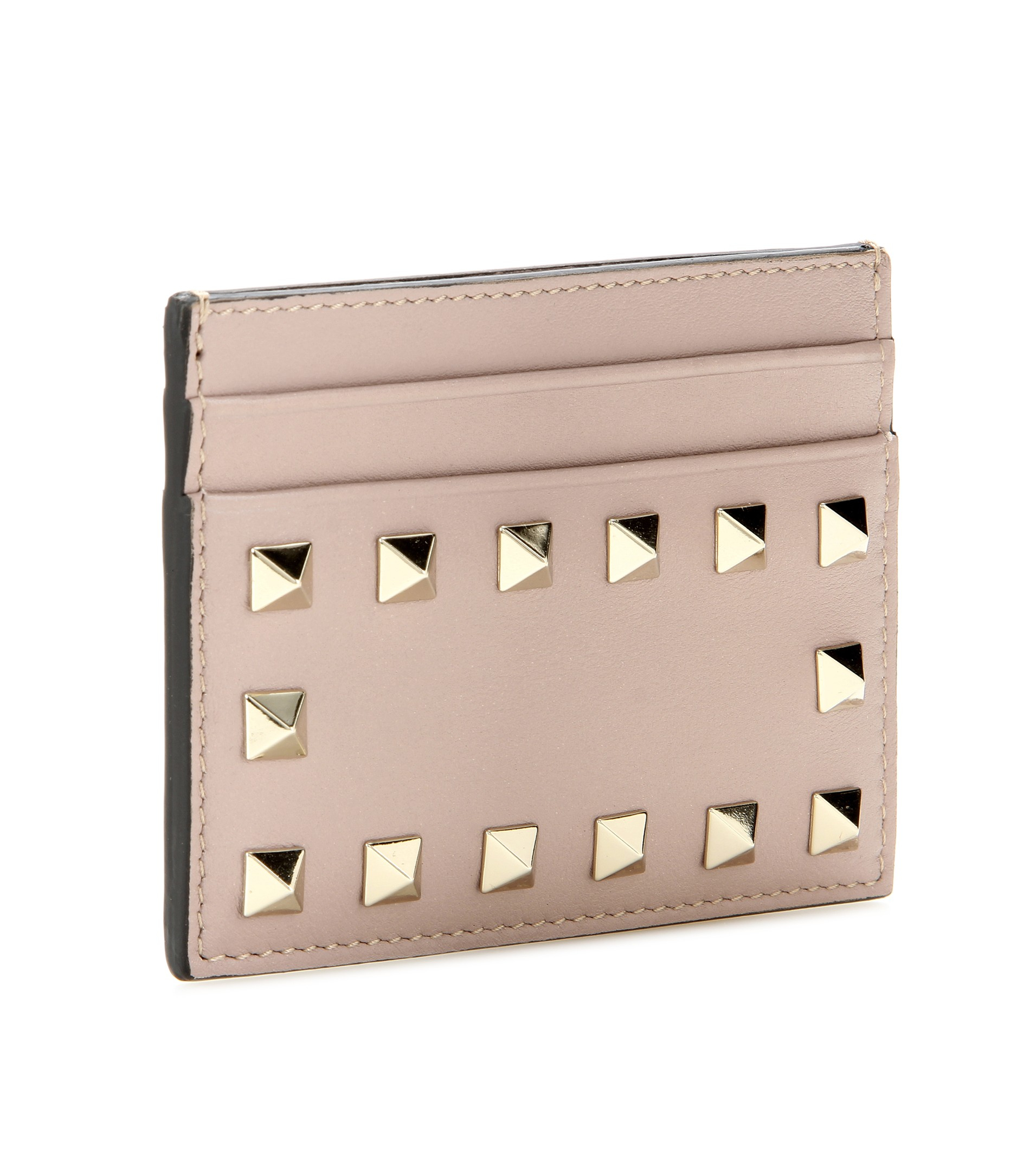 Rockstud card holder Valentino QIjRRsuL