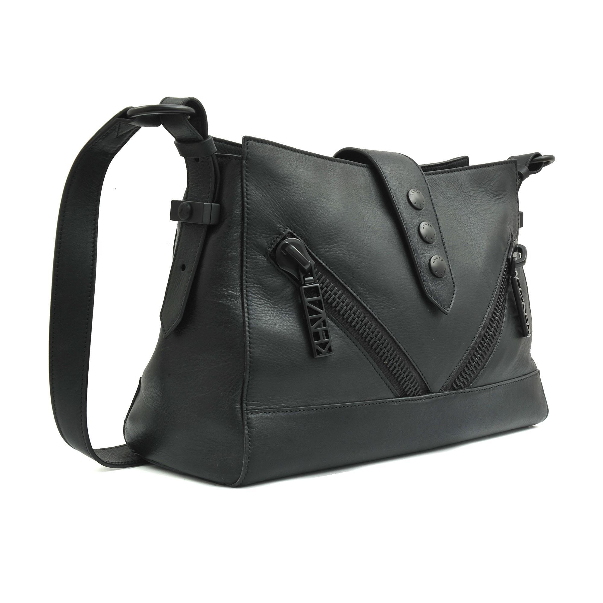 096135f6c1 KENZO Kalifornia Bag in Black - Lyst