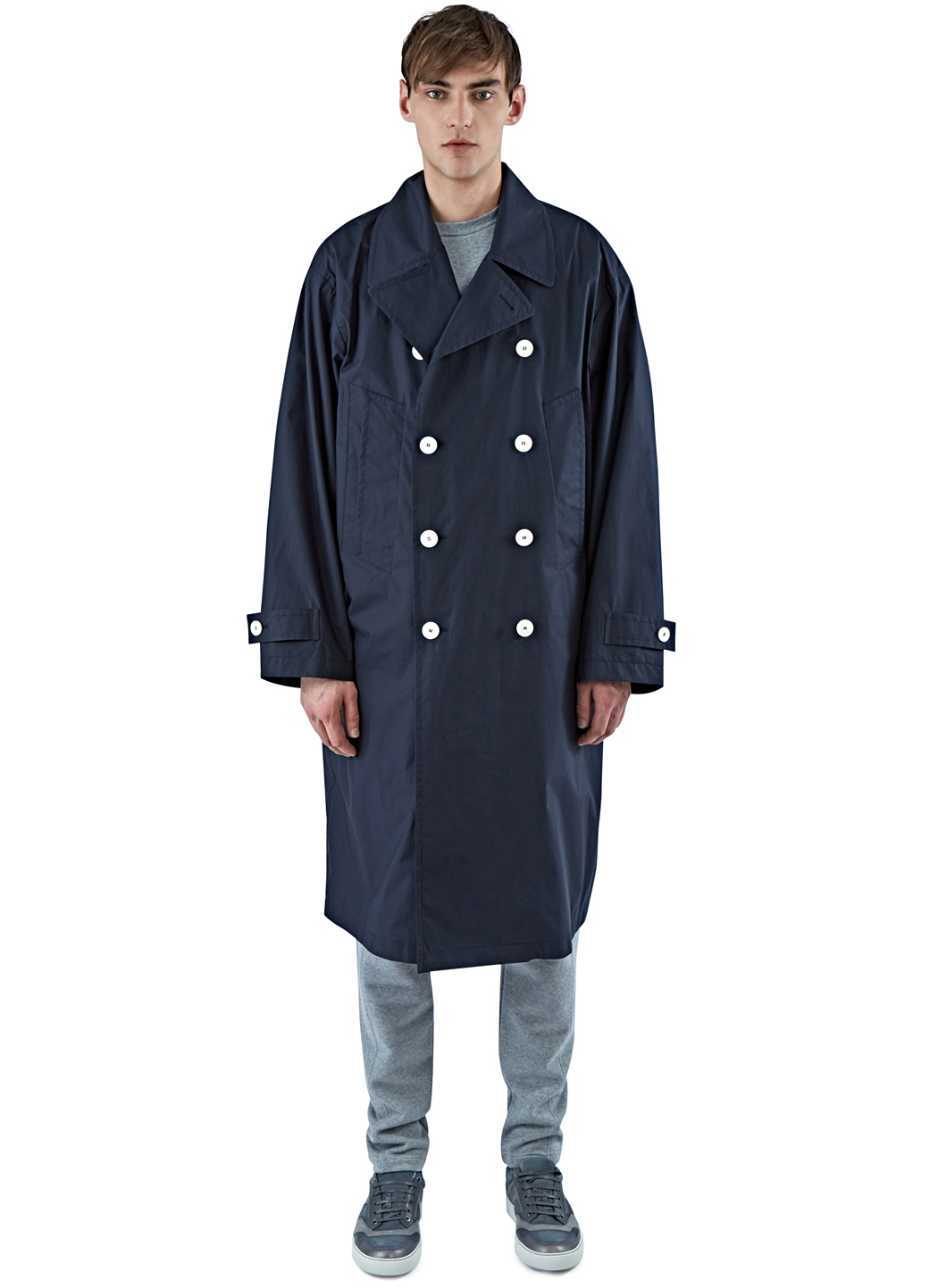 Sport a classically cool look with men's trench coats from Banana Republic. Add an Air of Mystery to Your Wardrobe. Experience the allure of a classic style with men's trench coats from Banana Republic.
