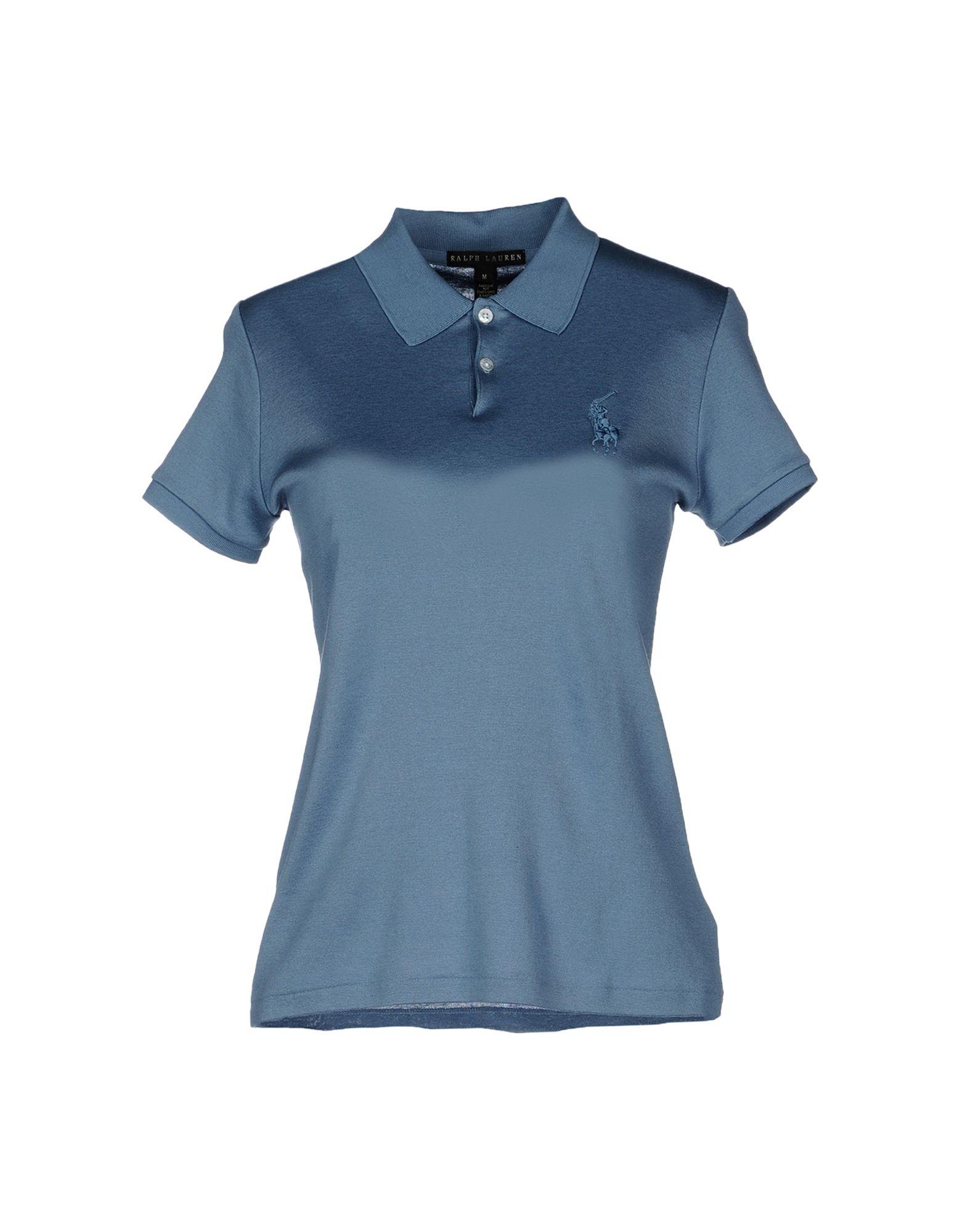 Ralph lauren black label polo shirt in blue pastel blue for Ralph lauren black label polo shirt
