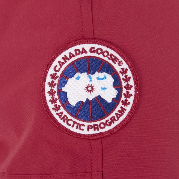 Canada Goose coats online shop - Canada goose Women's Chilliwack Bomber Jacket in Red | Lyst