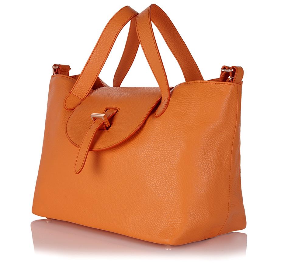 meli melo thela medium flamingo in orange lyst. Black Bedroom Furniture Sets. Home Design Ideas