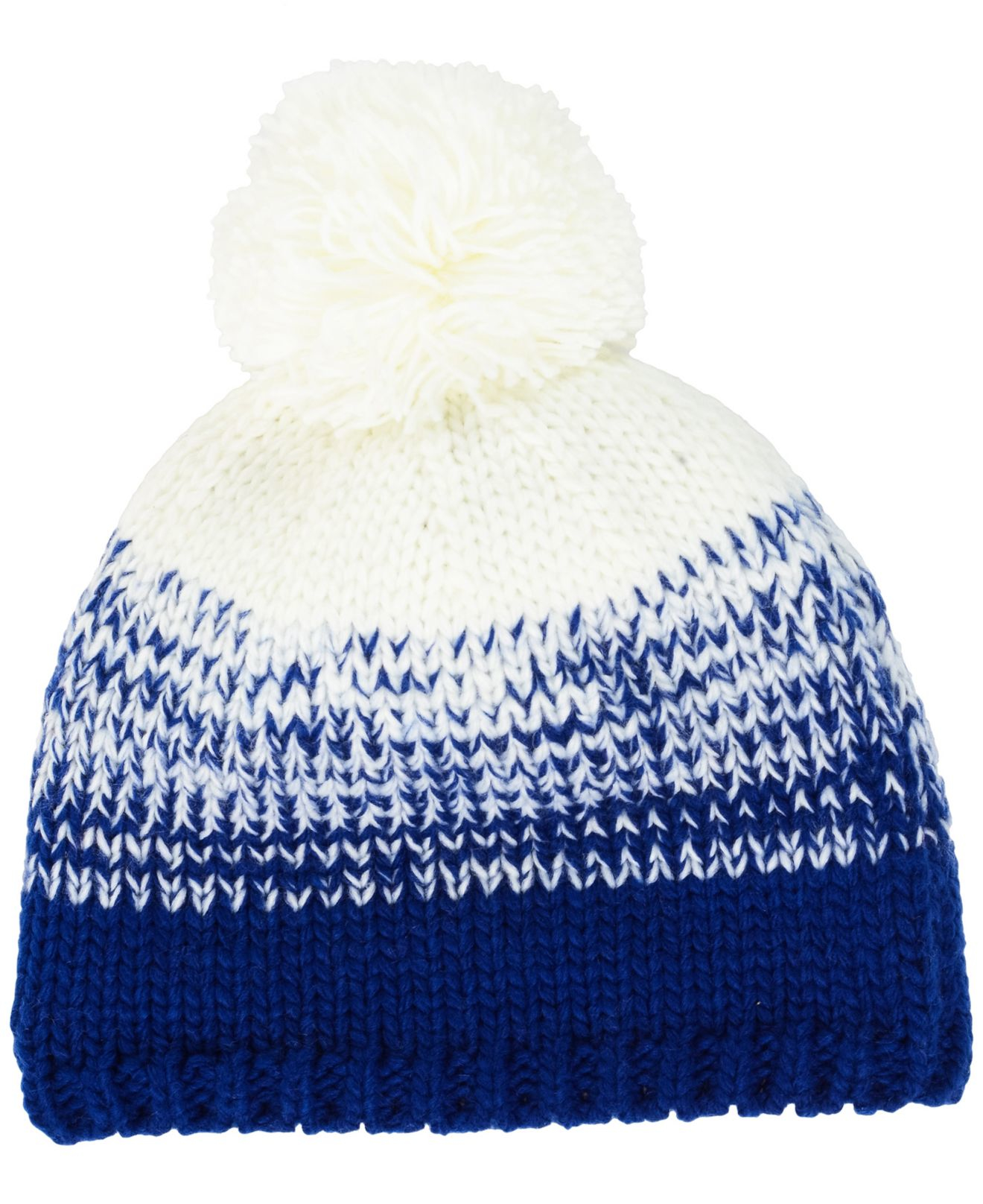Lyst - KTZ Women s Indianapolis Colts Polar Dust Knit Hat in White 567c83db4