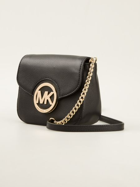Italy Michael Kors Fulton Shoulder - Bags Michael By Michael Kors Fulton Shoulder Bag Black 1