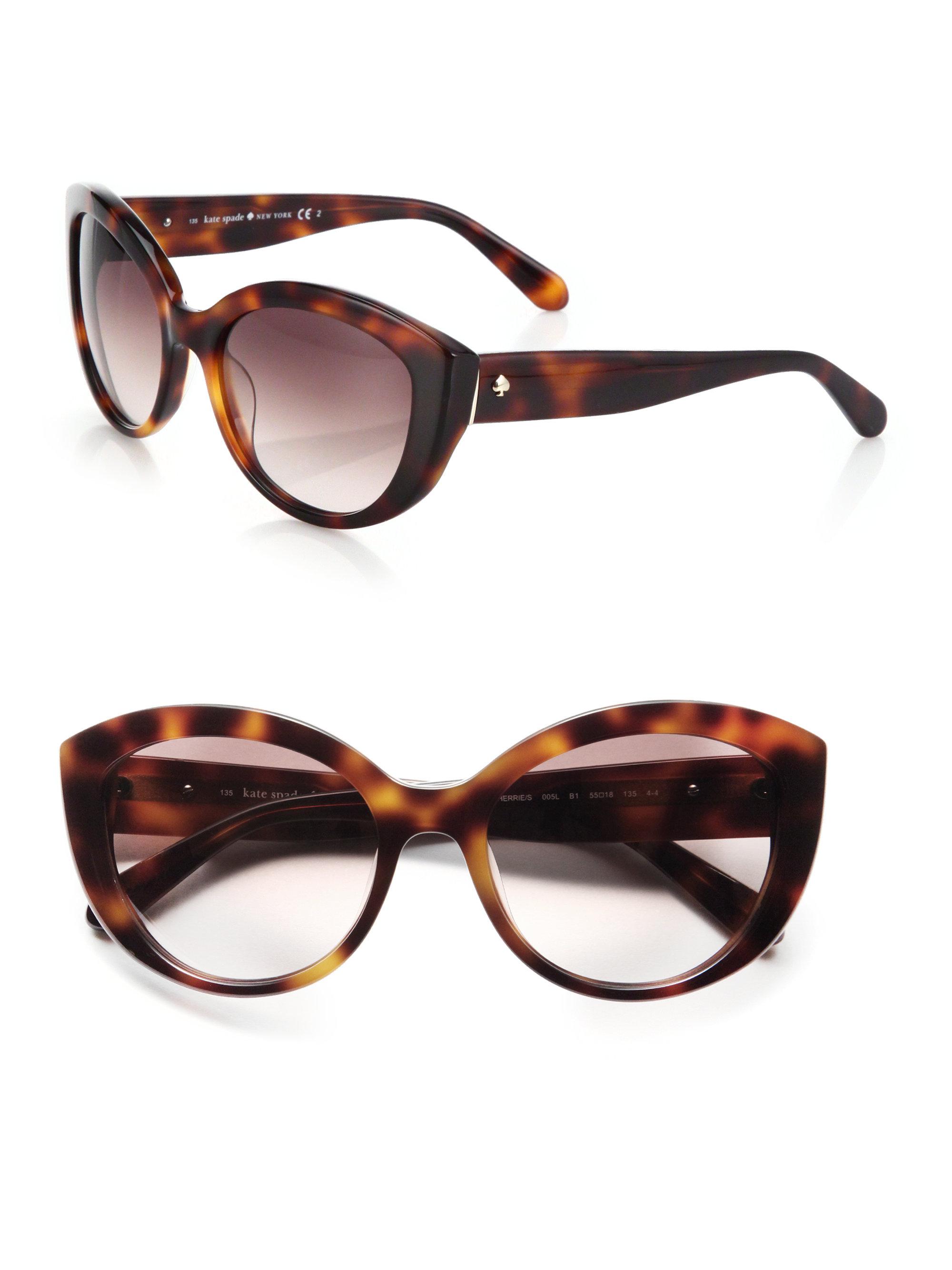 Lanvin Mm Cats Eye Sunglasses