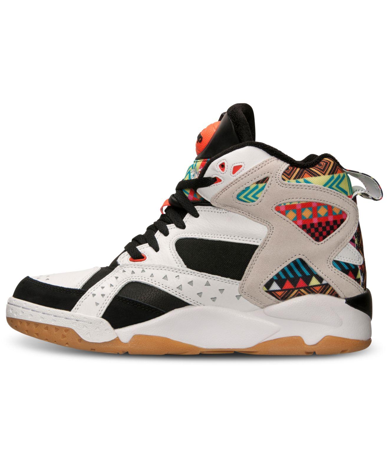 e1890fd4b63 Lyst - Reebok Mens Blacktop Battleground Basketball Sneakers From ...