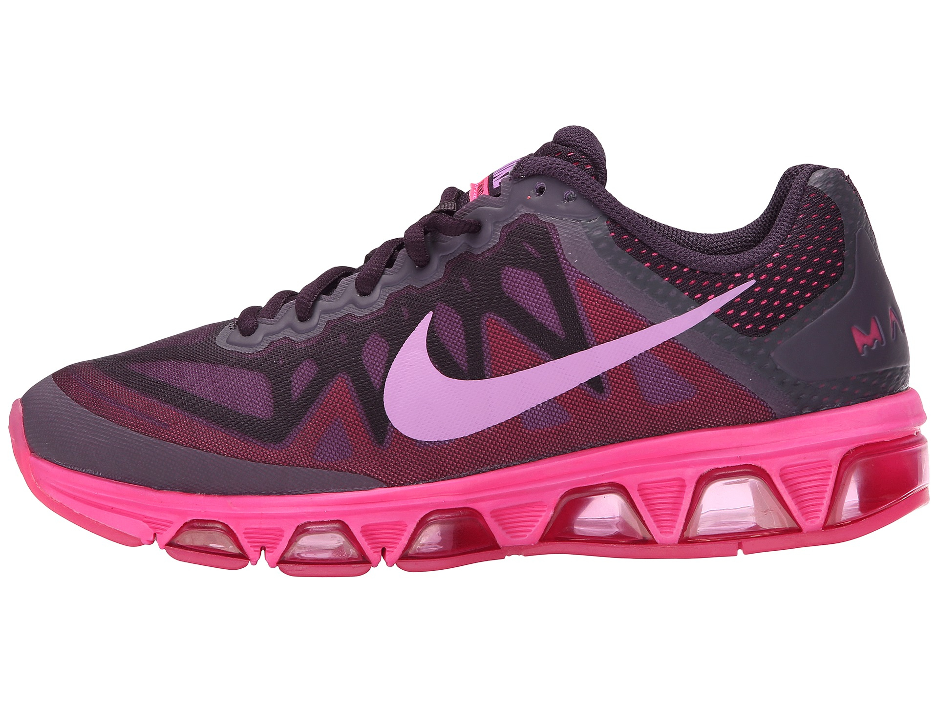 newest b3d36 28009 ... camel  nike air max tailwind 7 purple white ...