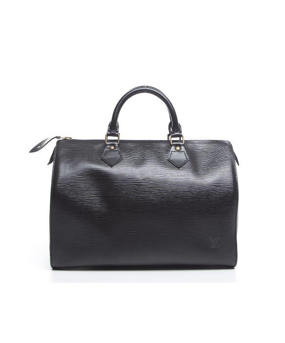 Pre-owned - Speedy leather bag Louis Vuitton xHNAgCo