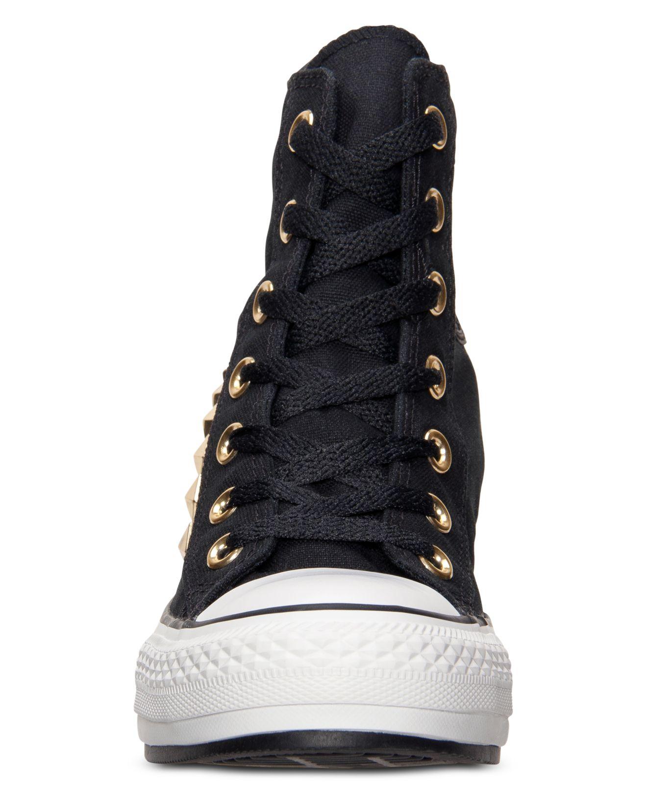 Converse Chuck Taylor Platform Plus Hi Shoes