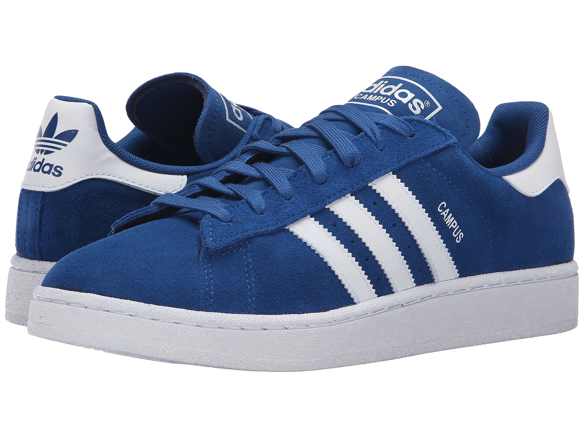 Lyst Adidas Originals Campus In Blue For Men