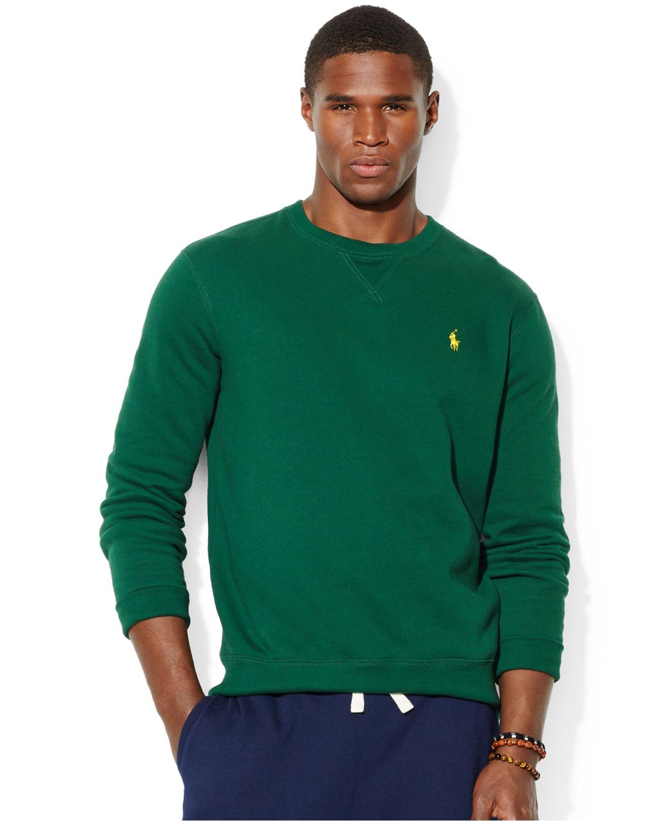 Polo Ralph Lauren Green Button Up Sweater Sandals Sporting Goods