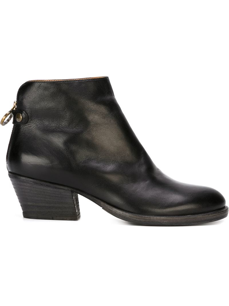 fiorentini baker gemma boots in black lyst