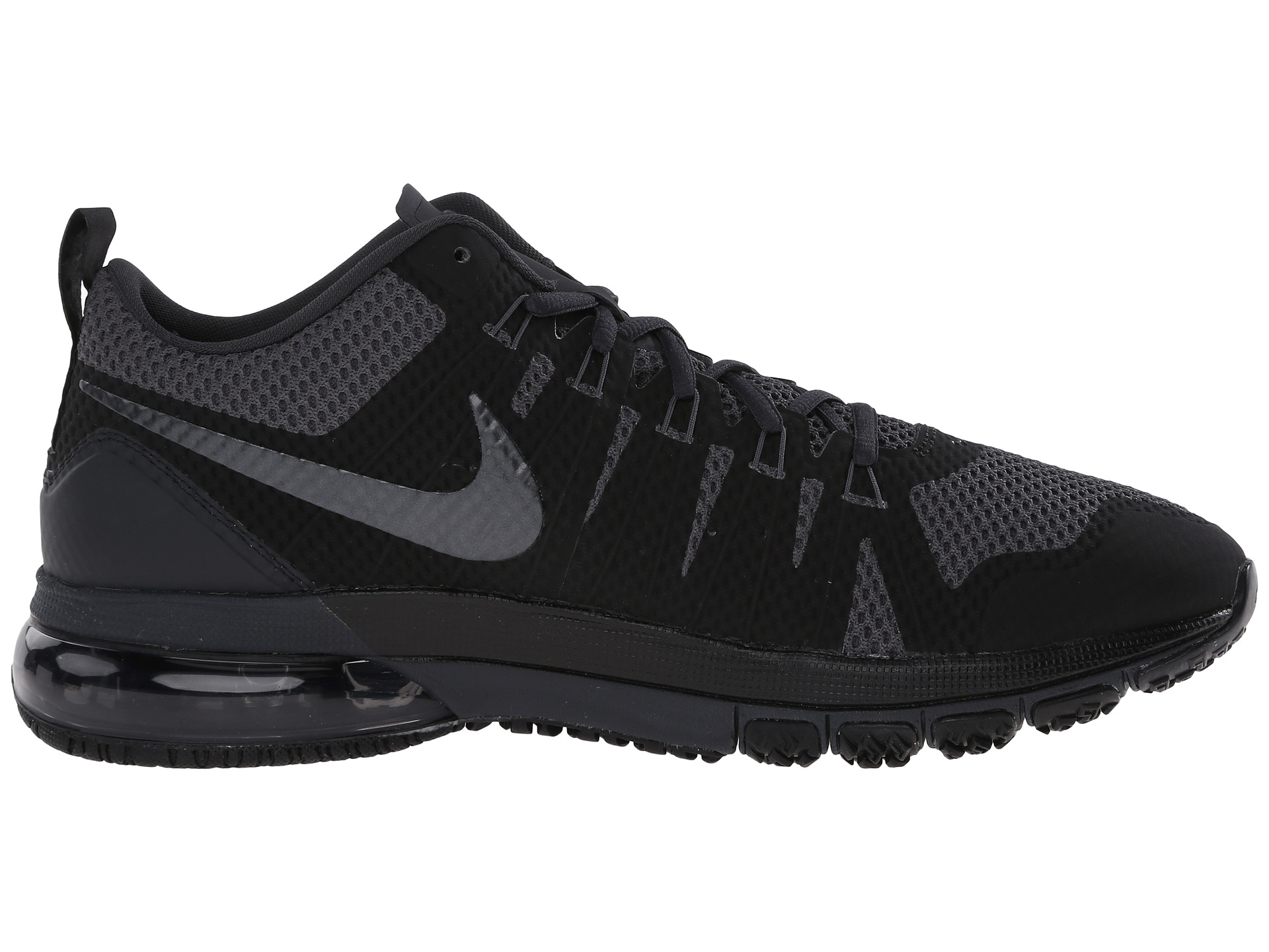 aa05ba8d2f4dab ... lyst nike air max tr180 low top sneakers in gray for men