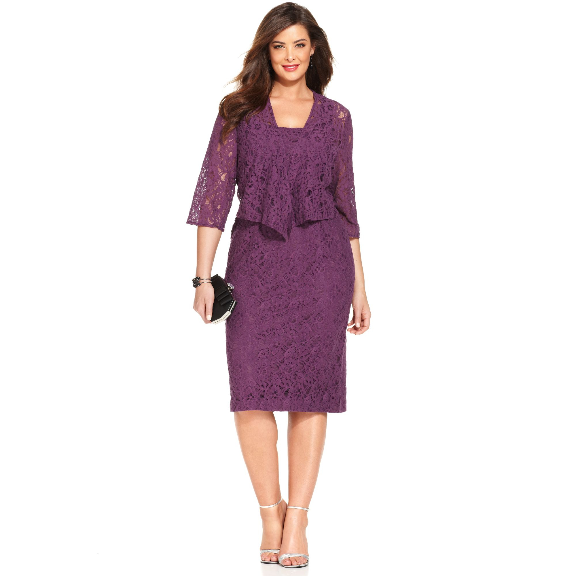 Alex Evenings Wrap Dresses