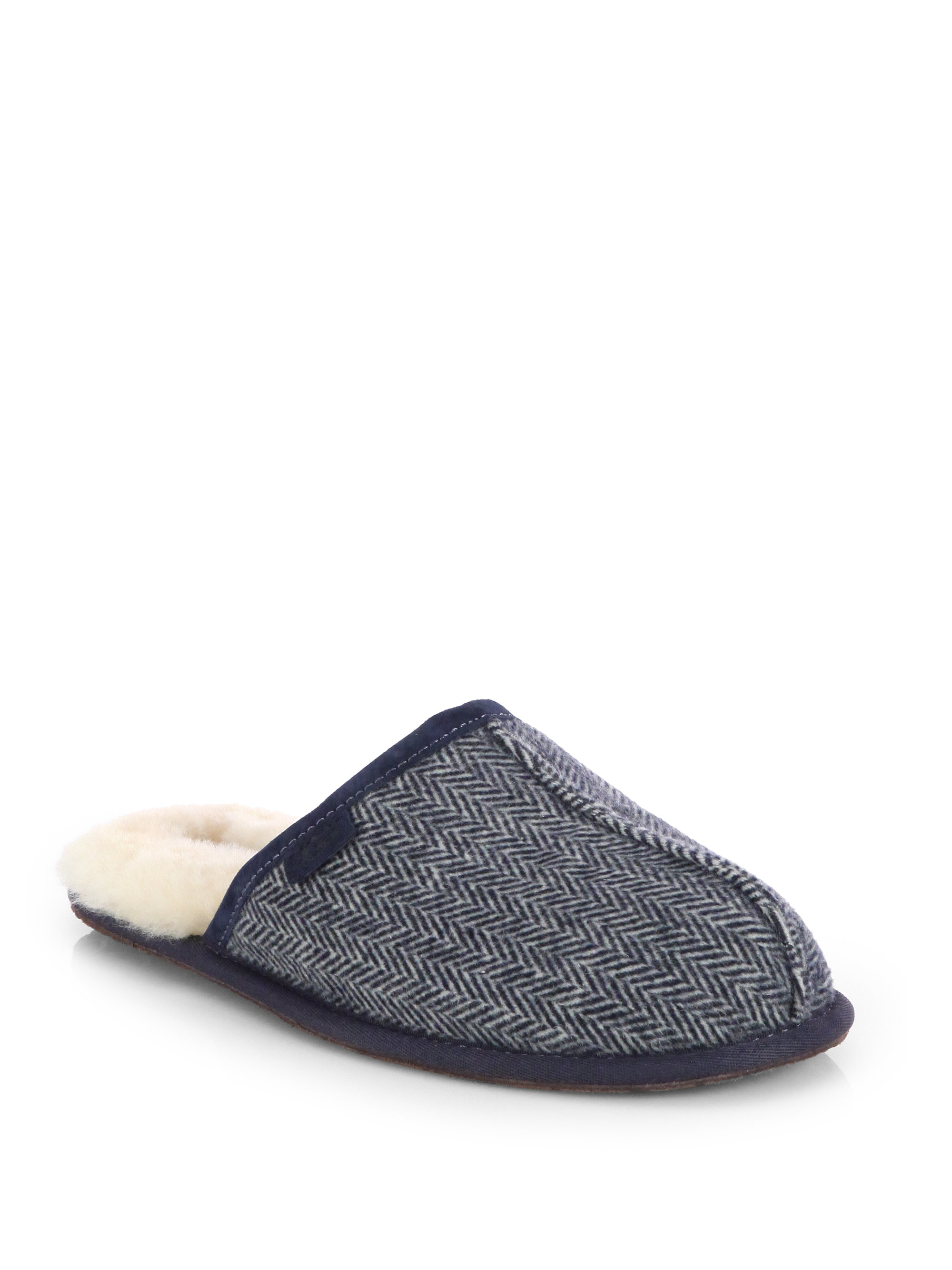 ca40d8d700b Mens Ugg Scuff Herringbone Slippers - cheap watches mgc-gas.com