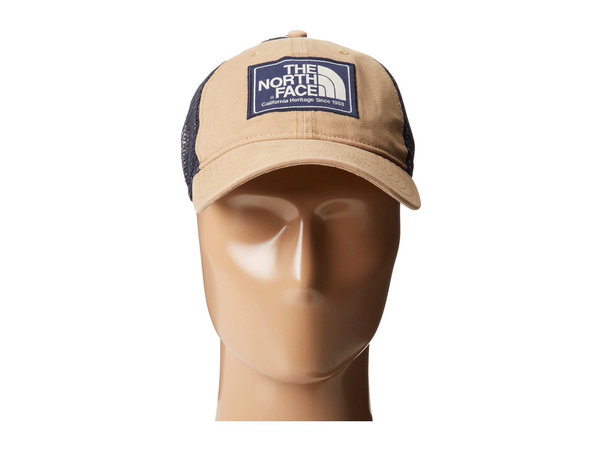 Lyst - The North Face Mudder Trucker Hat in Natural 98b074a0ef93