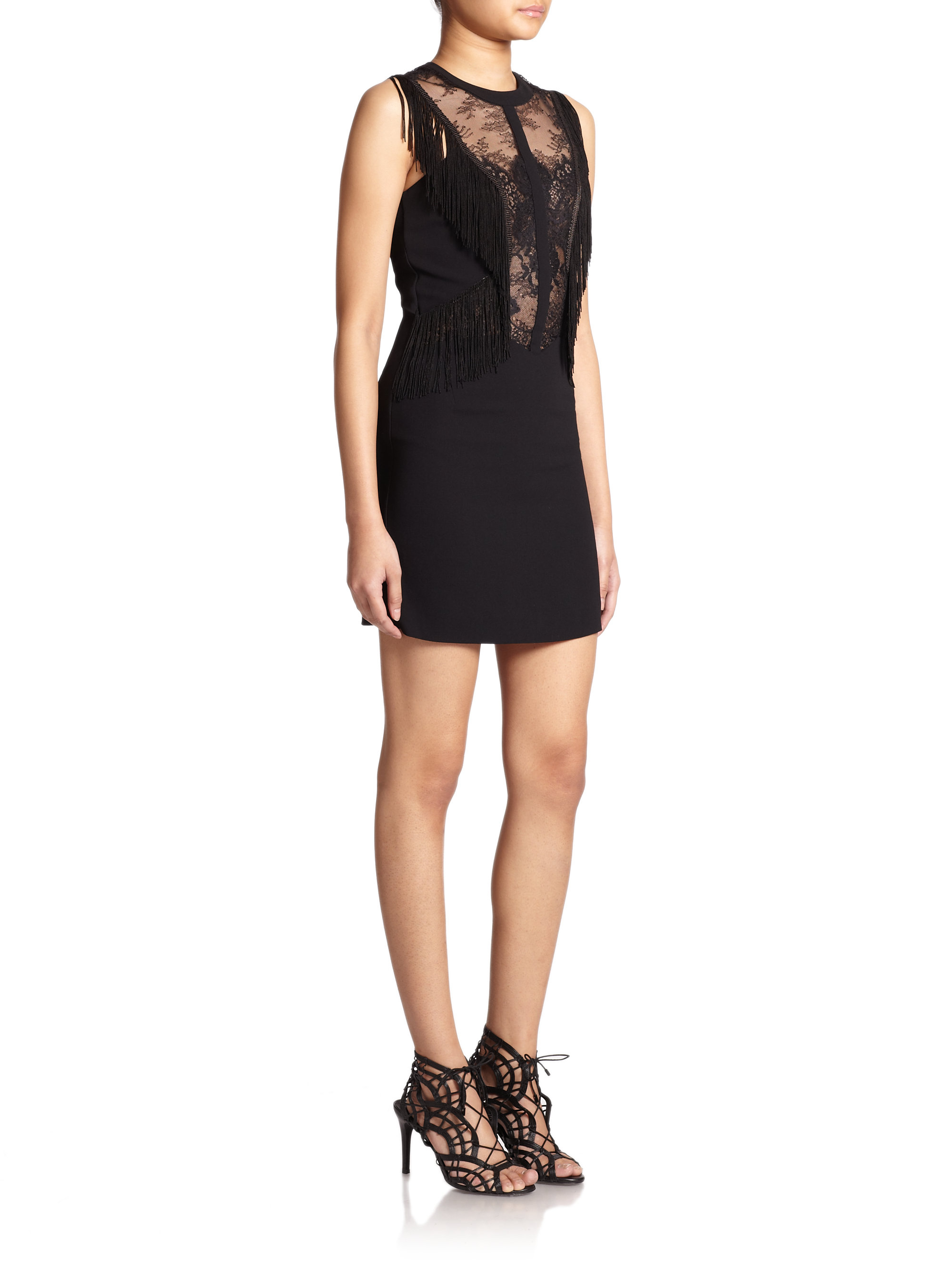 Kooples lace dress
