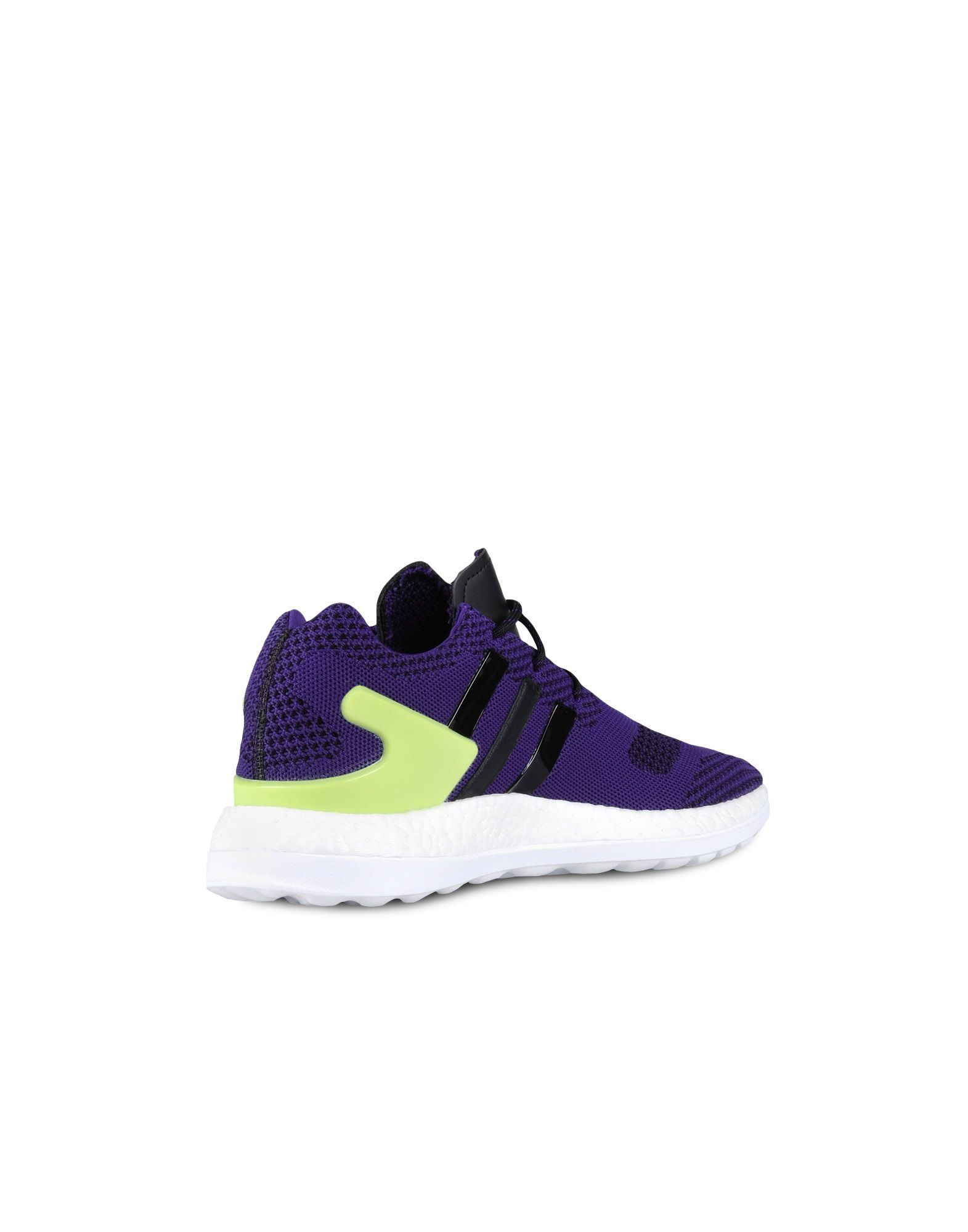 b2061e81e2ed2 Y-3 Pure Boost ZG Primeknit Sneakers in Gray for Men - Lyst