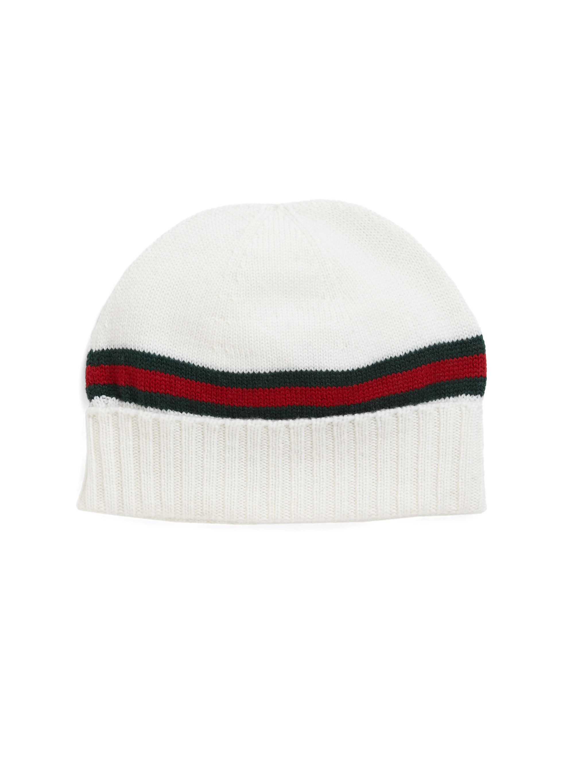9419a6bce0209 Gucci Knit Hat in Black for Men - Lyst