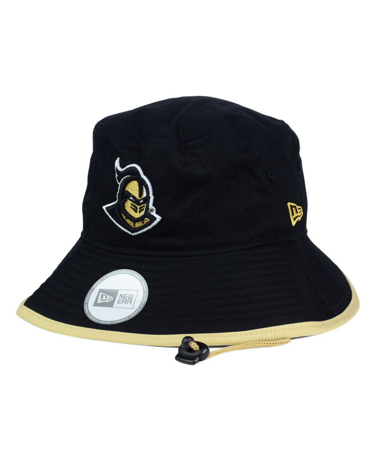60474c066ef Lyst - KTZ Ucf Knights Tip Bucket Hat in Black for Men