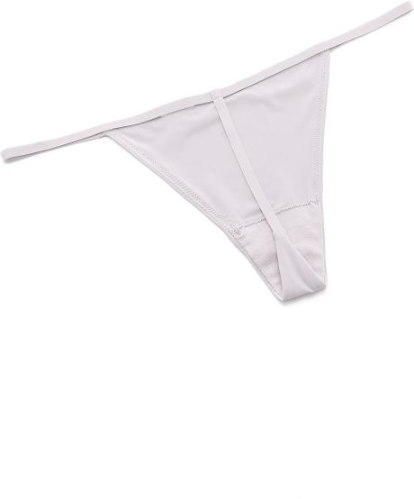 17c5bda92d calvin klein sleek g string 3 pack daybreak in purple daybreak lyst. calvin  klein underwear ...