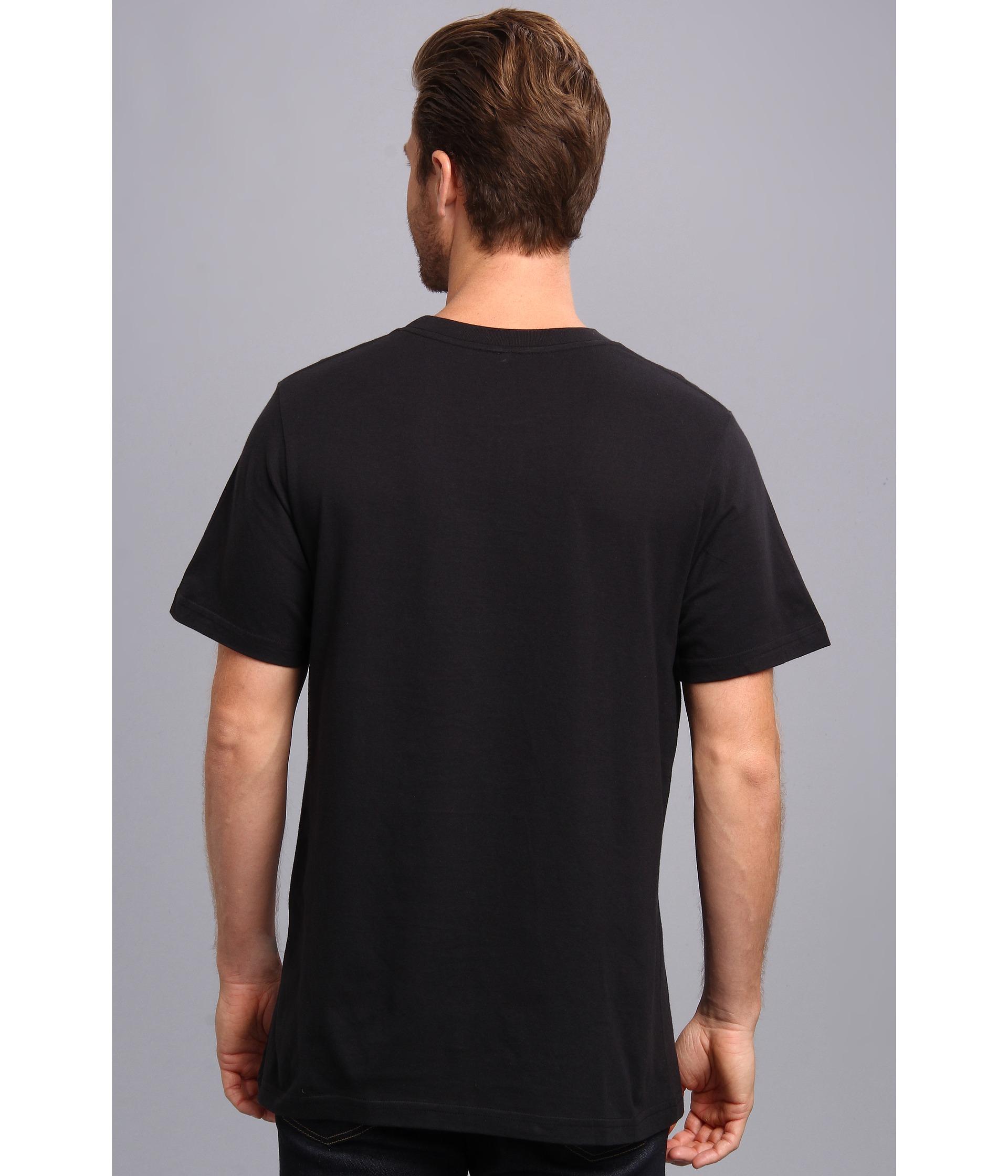 Lyst poler venn diagram tshirt in black for men gallery pooptronica