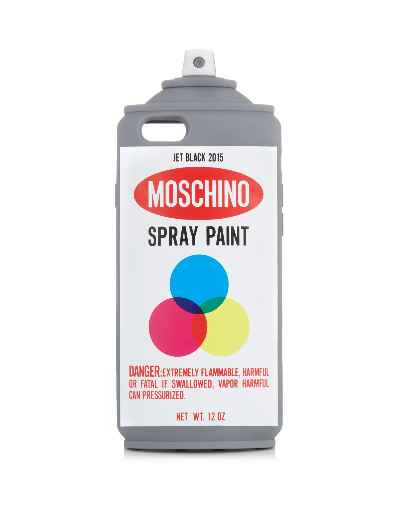 moschino spray paint iphone 6 case lyst