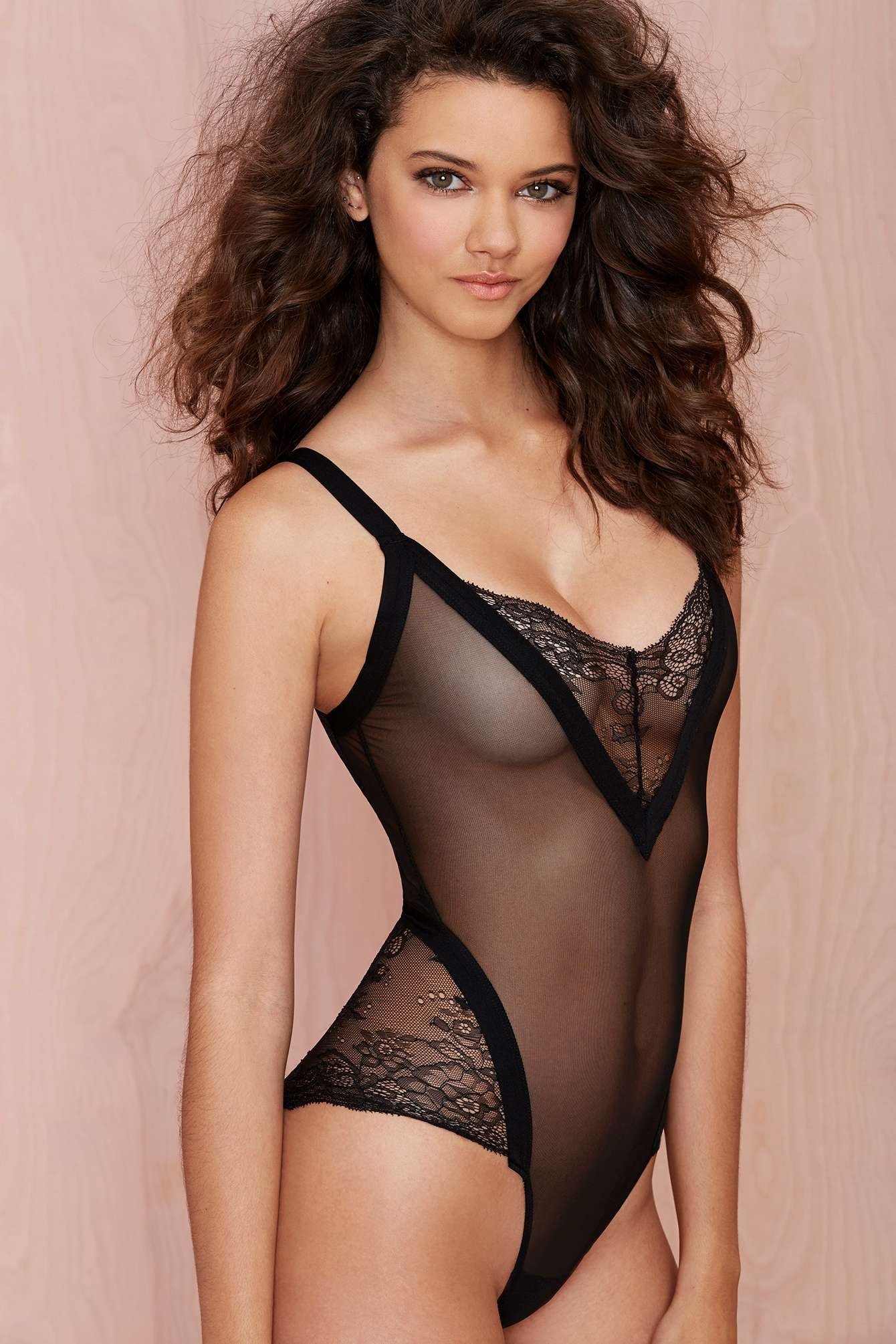 Lyst - Nasty Gal Barely Legal Bodysuit In Black-8771