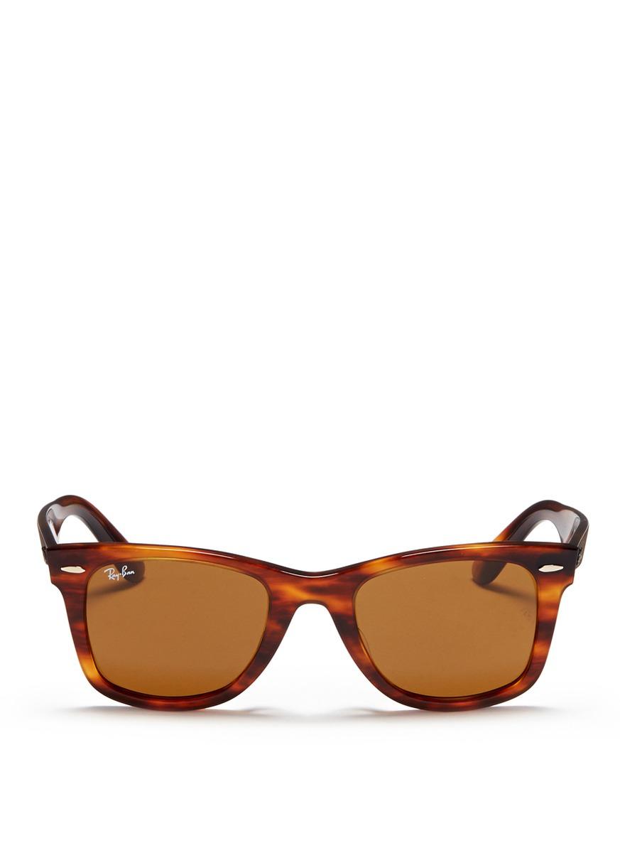 0760cffa6a Ray-ban Original Wayfarer Acetate Sunglasses - Bitterroot Public Library