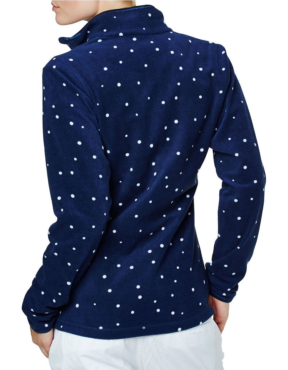 Helly Hansen Bykle Graphic Fleece Jacket In Blue Lyst
