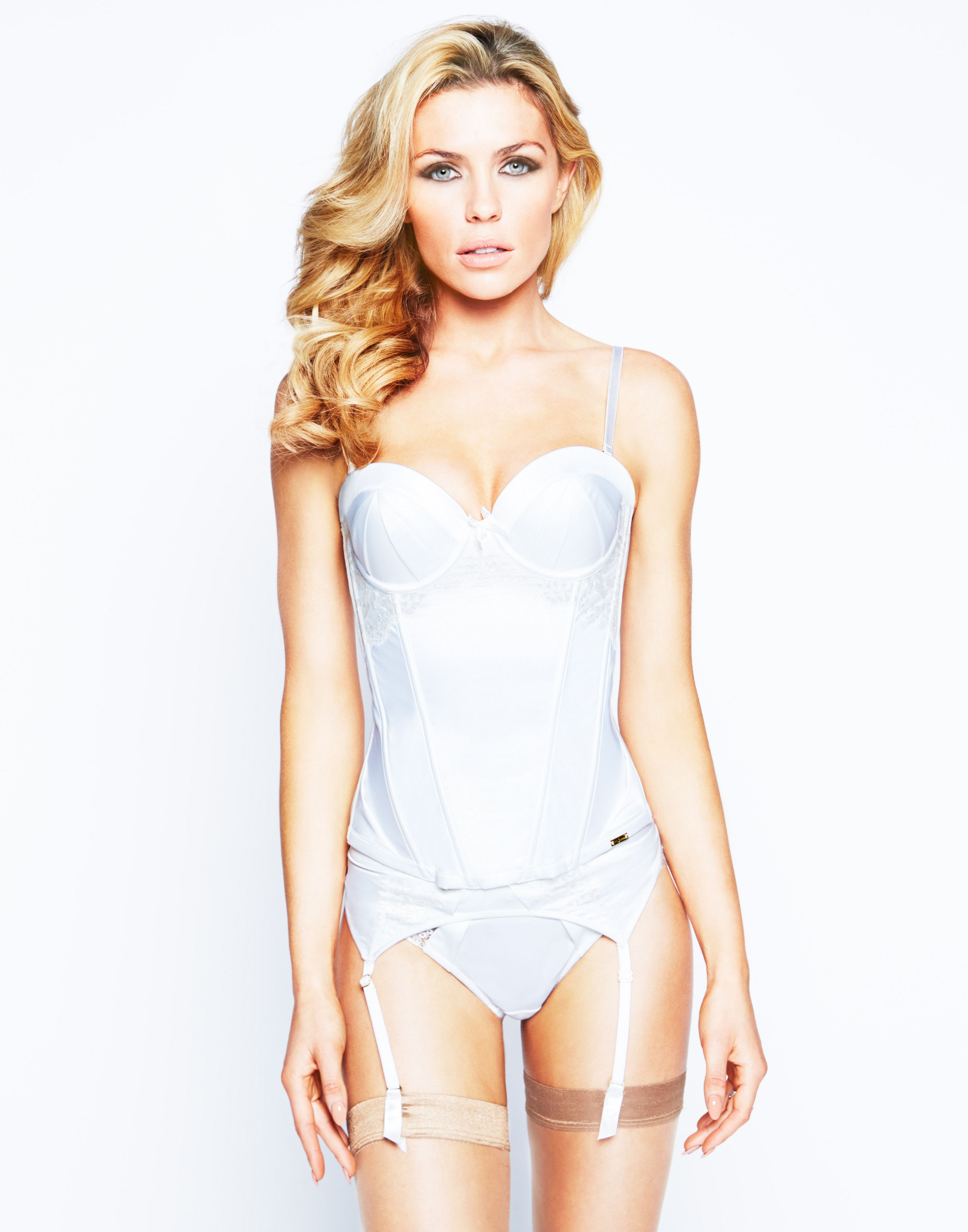 Ultimo Bridal Basque in White   Lyst