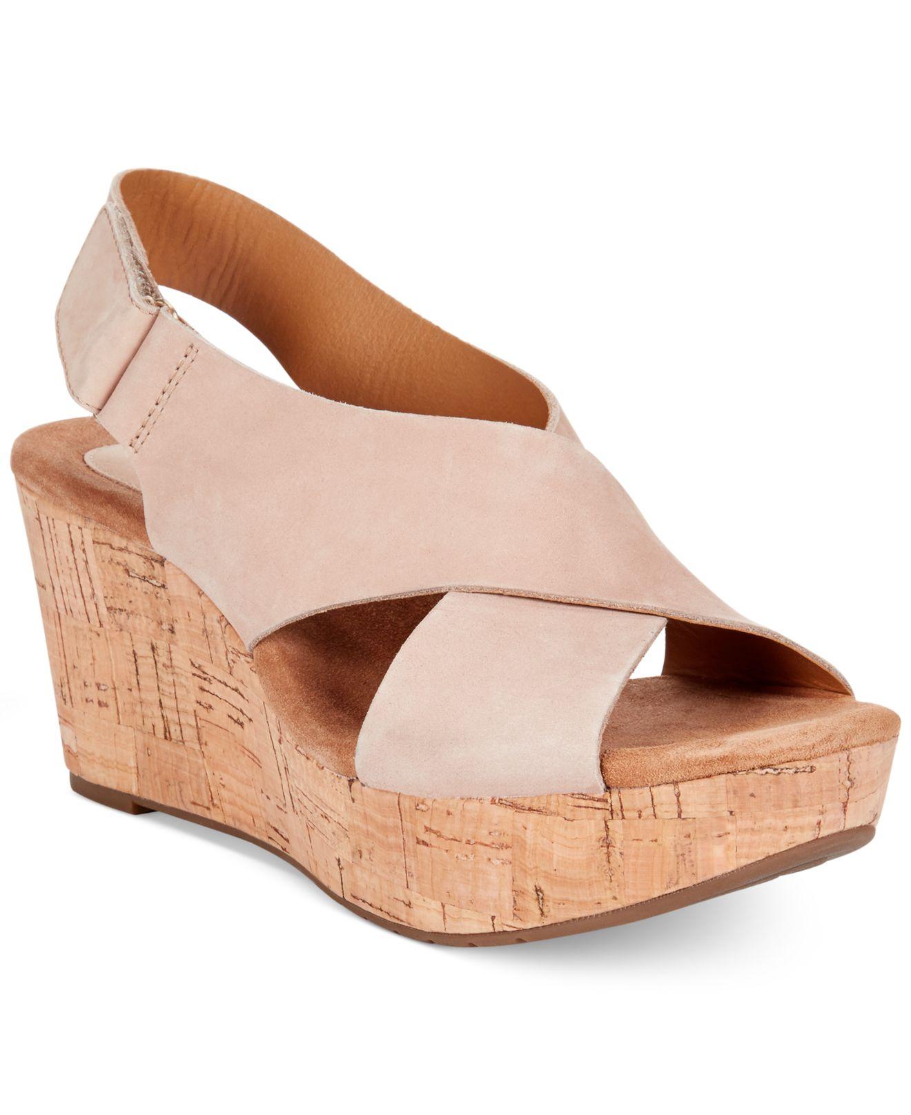 Elegant Clarks Womenu2019s Morse Tour Sandals In Denim U2013 Uwomenshoe