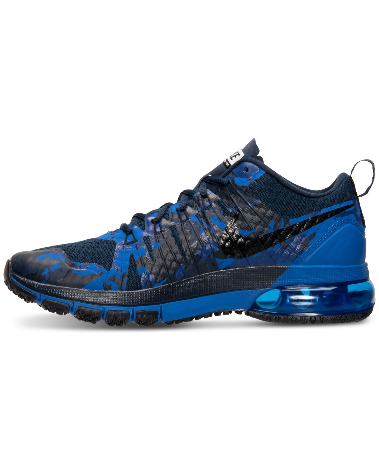uk availability eb3ad cadae Nike Men s Air Max Tr180 Amp Training Sneakers From Finish Line in ...
