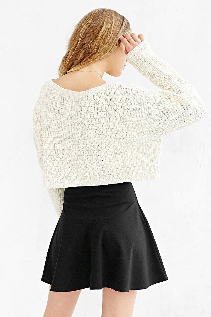 Lyst Silence Noise Hazel Sweater In White