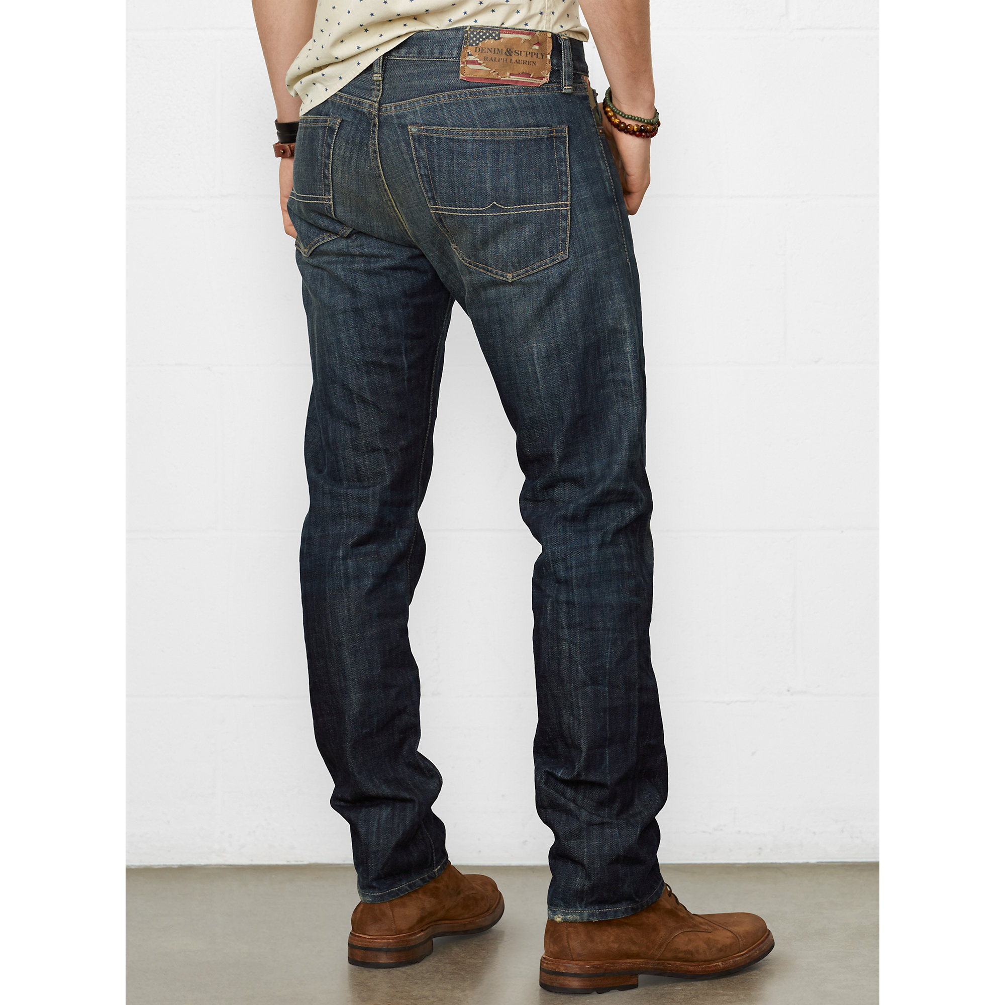 Denim & supply ralph lauren D&s Bedford Straight Jean in ...