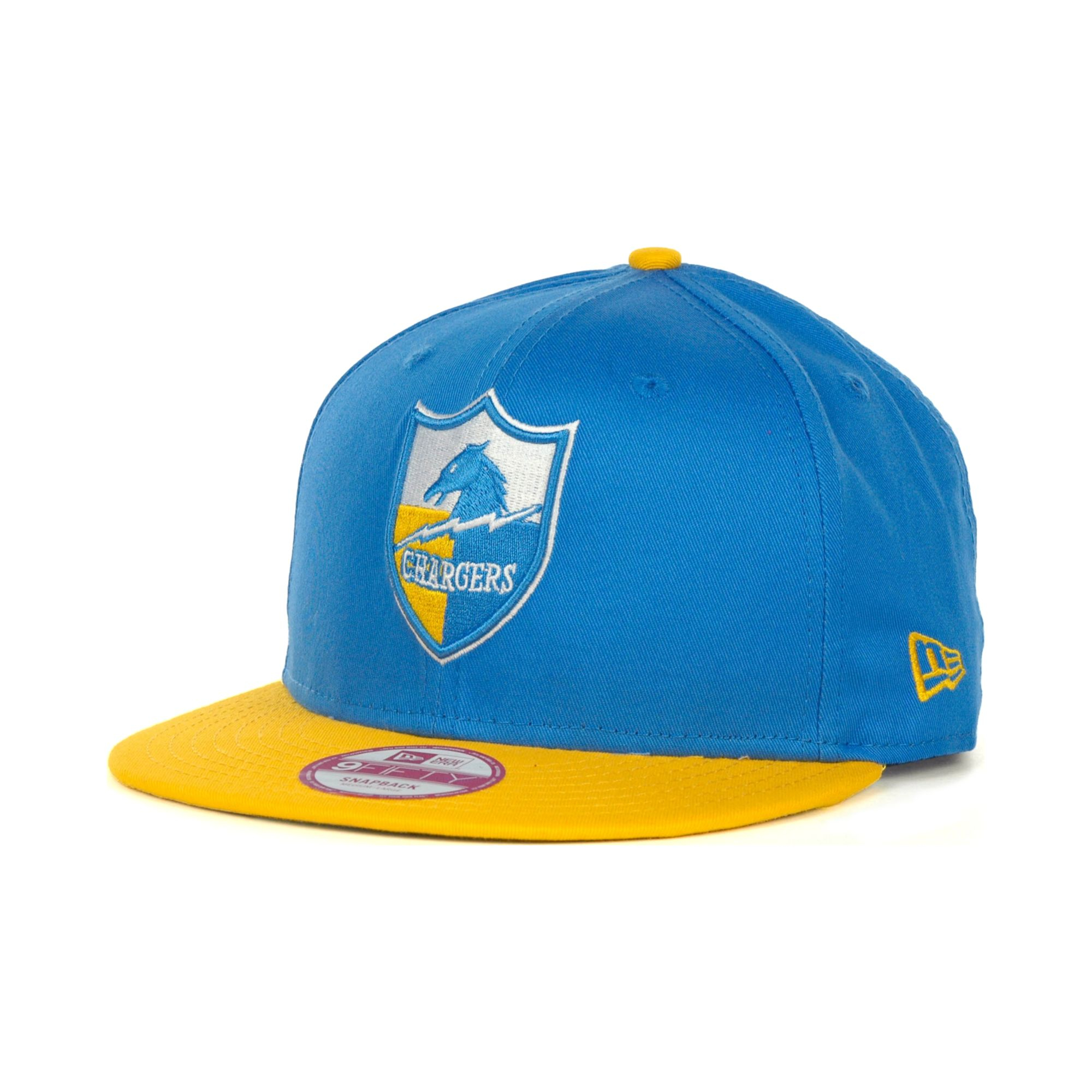 ... discount code for lyst ktz san diego chargers 9fifty snapback hat in  blue for men 62dd3 d3c1dceff