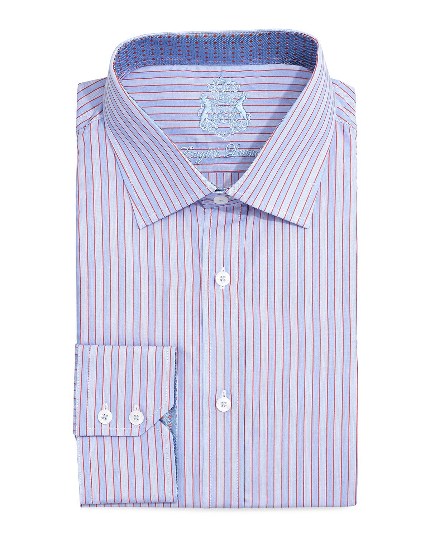 346204af1c Lyst - English Laundry Multi-stripe Dress Shirt for Men