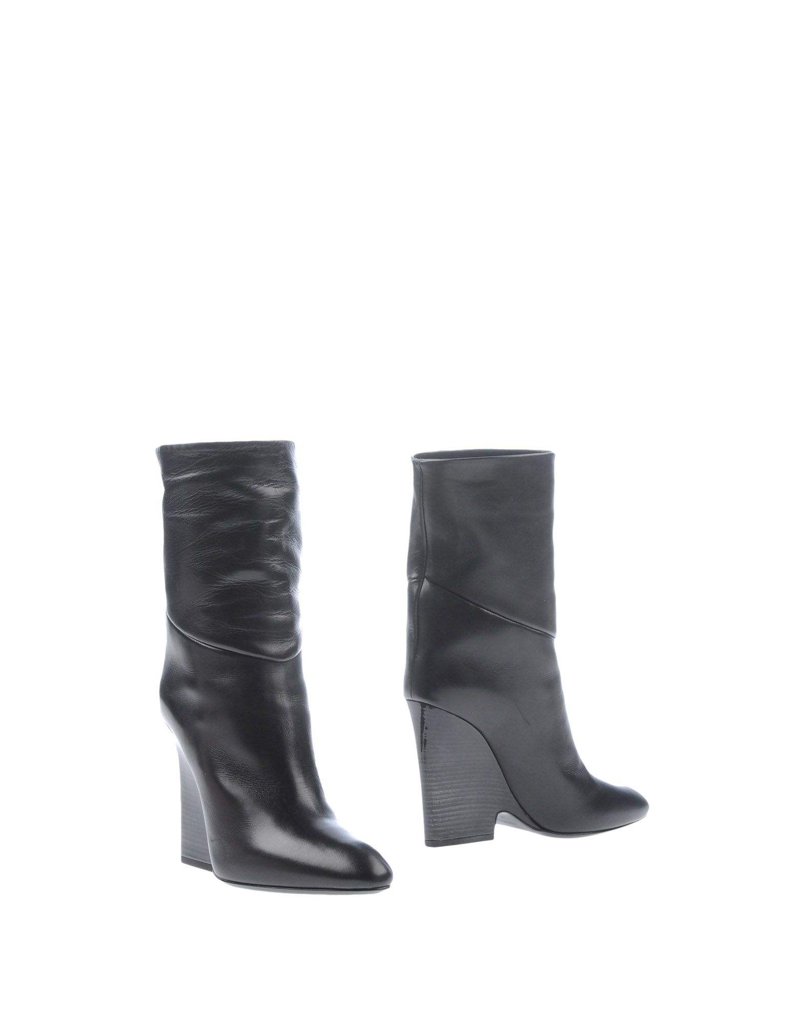 Jimmy choo Ankle Boots in Black | Lyst