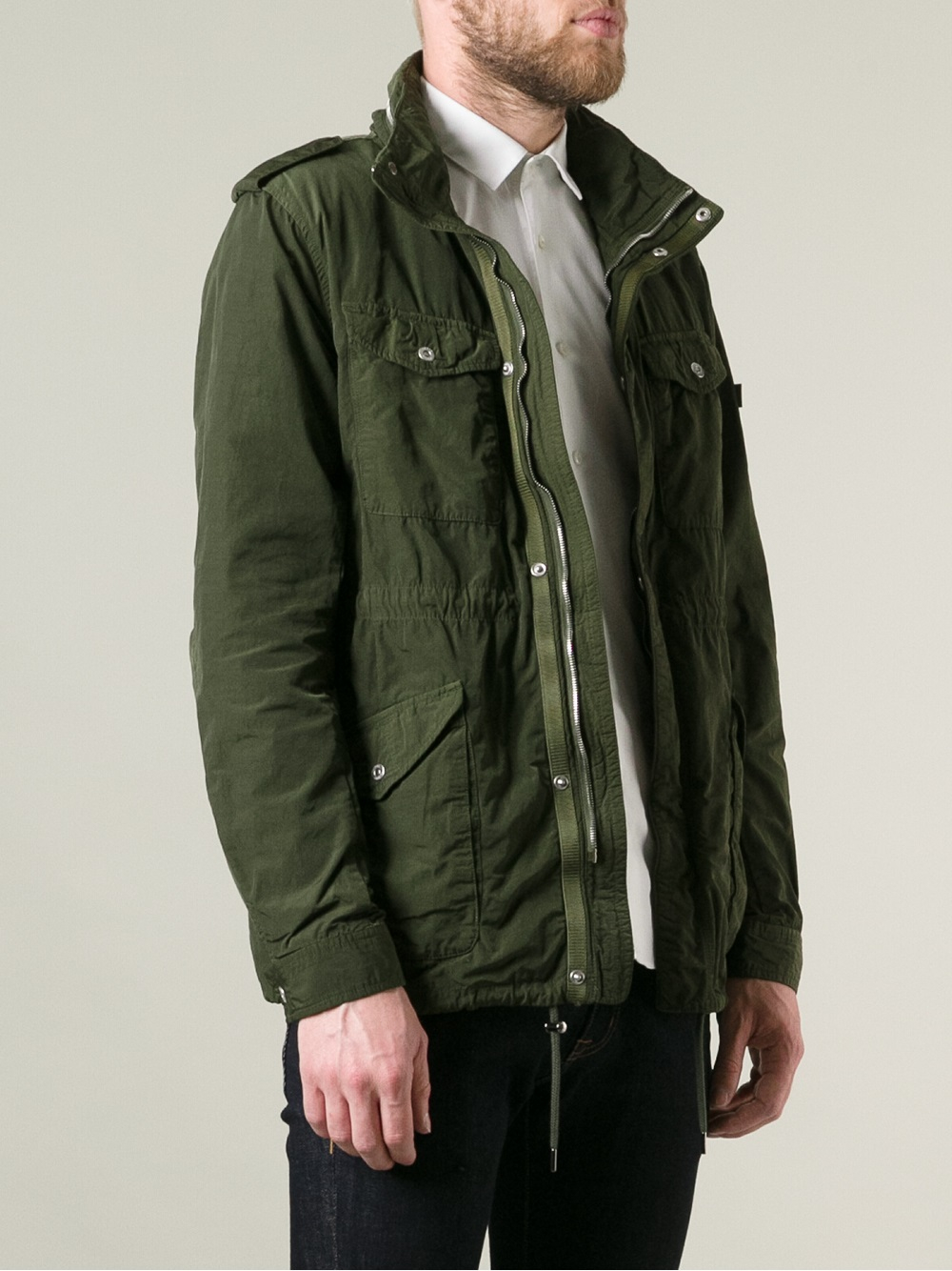 Green Military Jacket | Gommap Blog