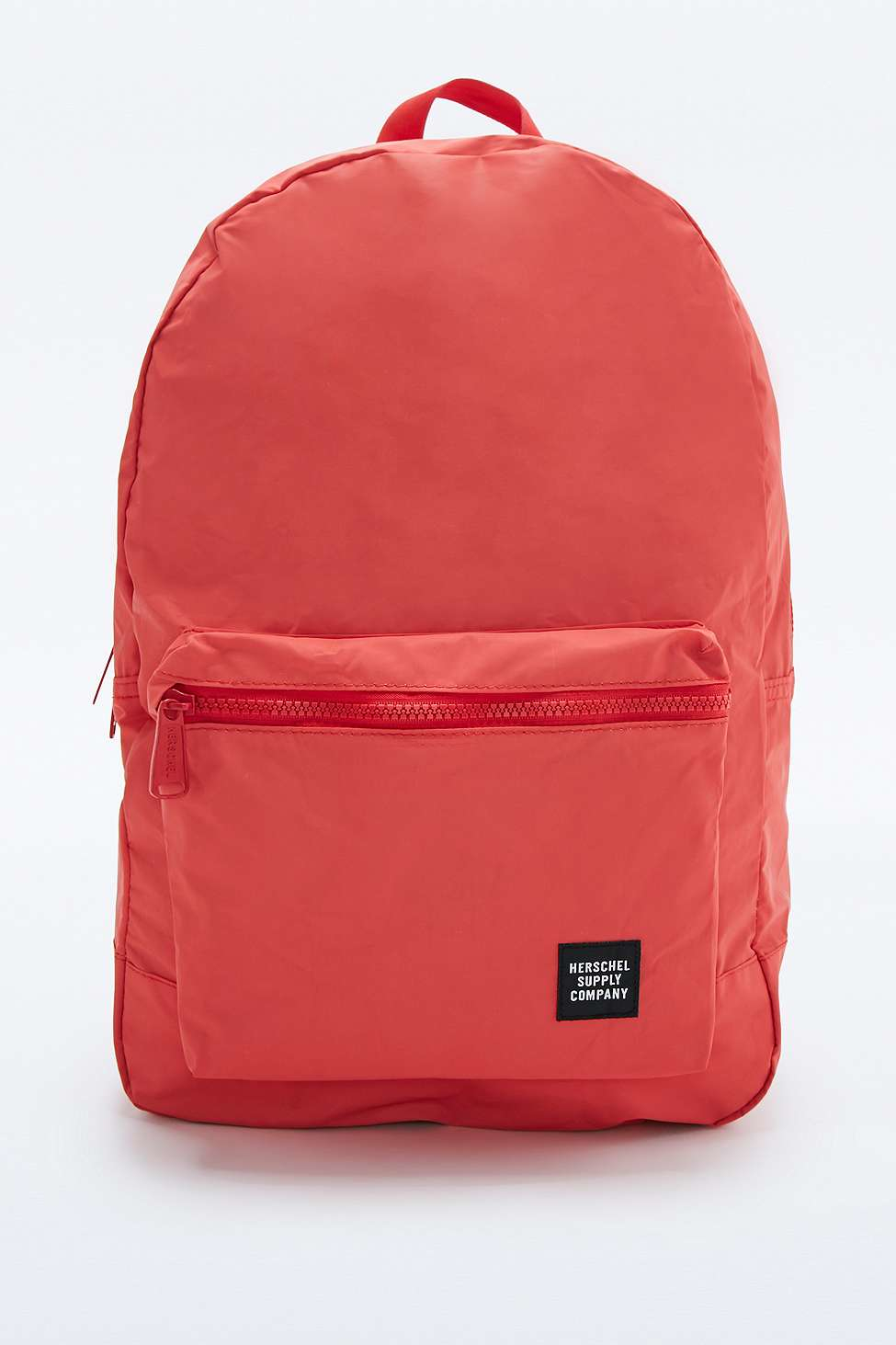 Herschel Supply Co. Day night Packable Daypack Red Reflective ... 2e59406b605bc