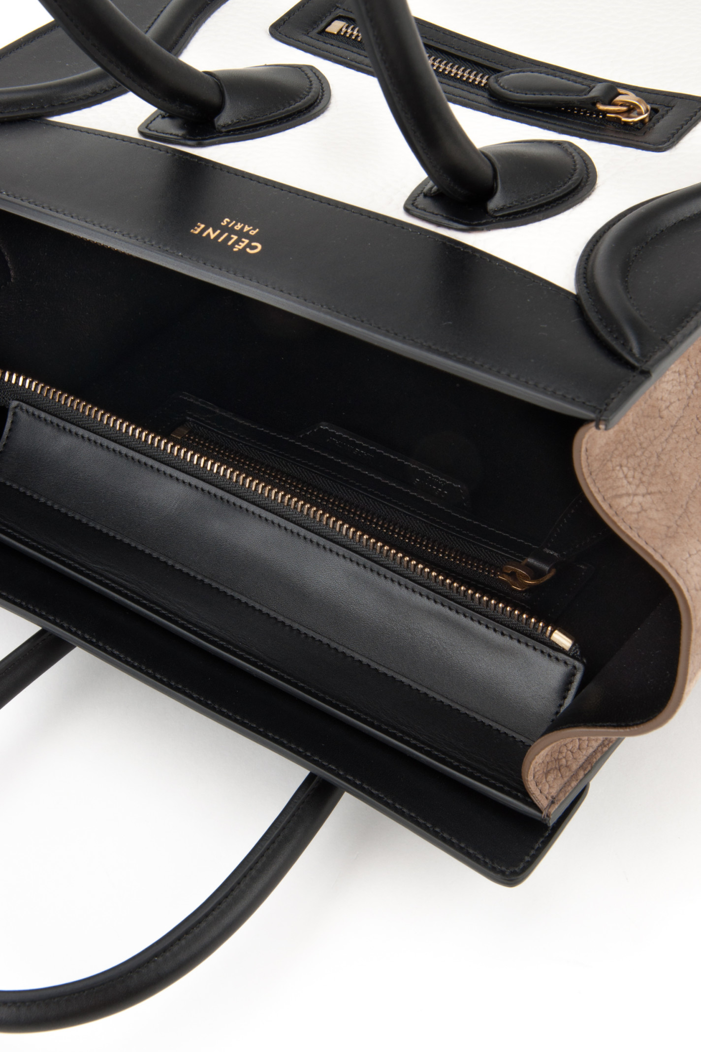 a5c7d6aa37b4 celine micro luggage crocodile grey