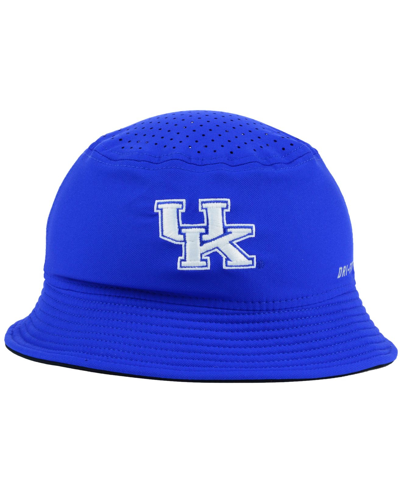 dc53065b423eb9 Lyst - Nike Kentucky Wildcats Vapor Bucket Hat in Blue for Men
