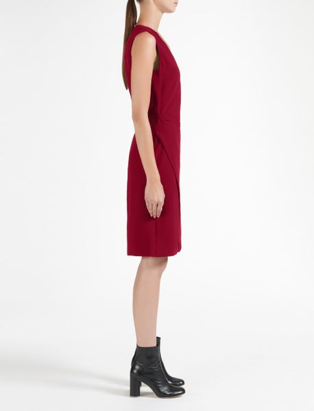 Ruby Red Dresses Annie Dress in Ruby in Red