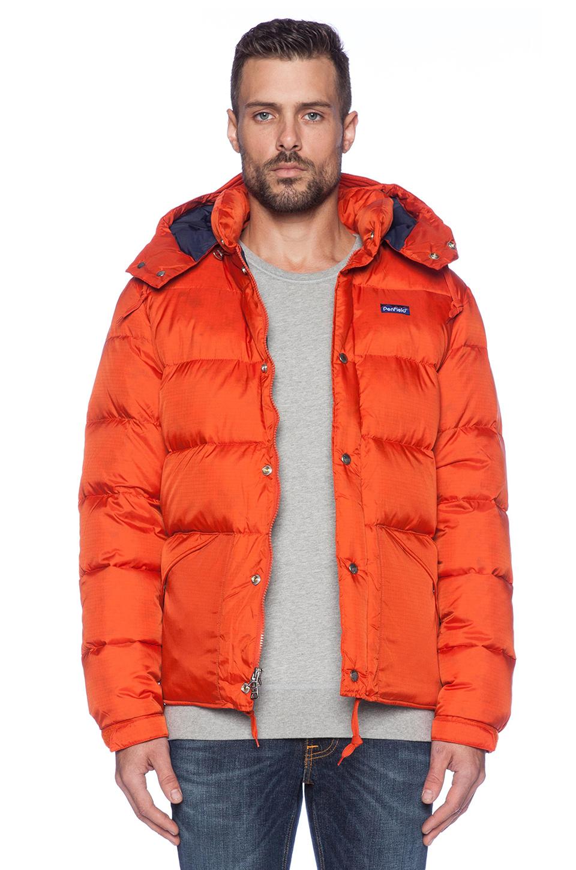 Penfield Bowerbridge Insulated Jacket in Orange for Men | Lyst
