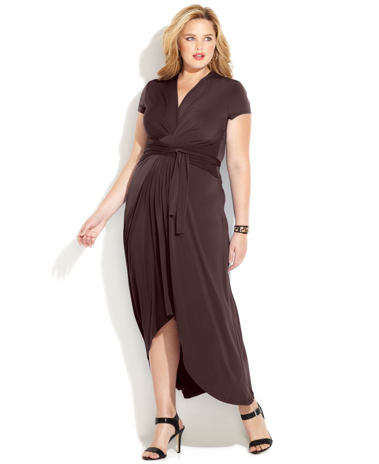 Brown Plus Size Dresses – Fashion dresses